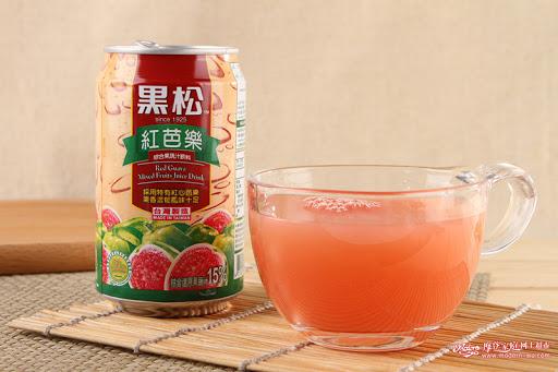 黑松紅芭樂汁鋁罐( 320 ml / 1 瓶)